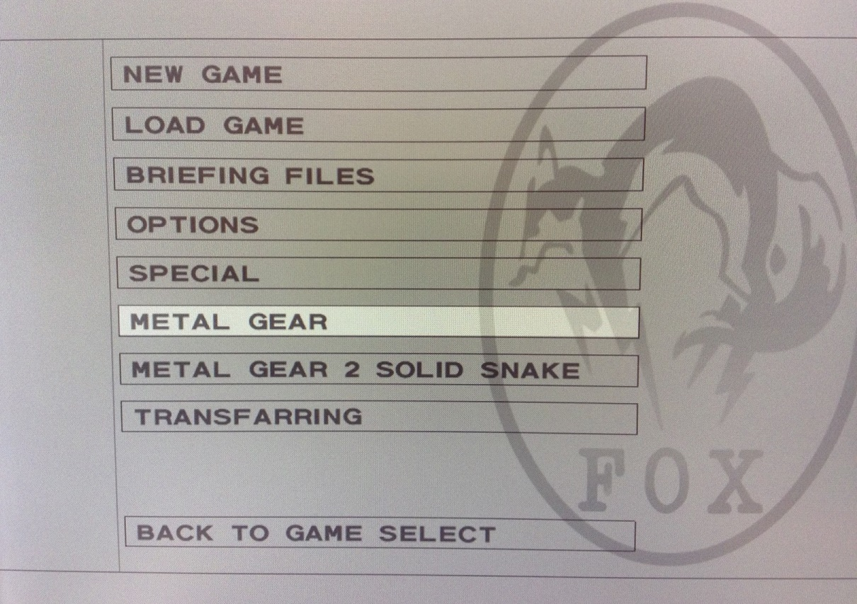 Metal gear solid 2 game saves say no to casino fort wayne
